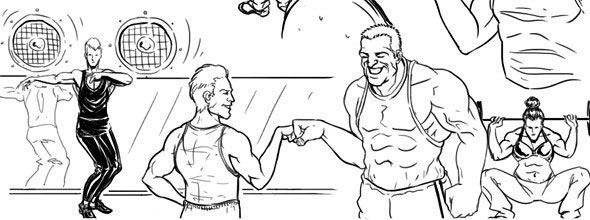 гей рассказы тренер и ученик