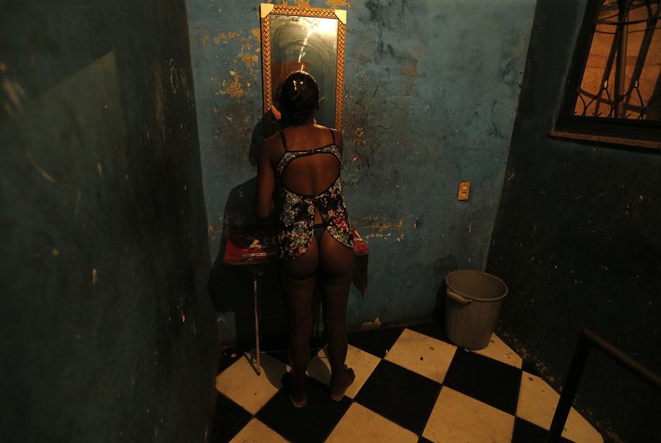 в фавелах проститутки