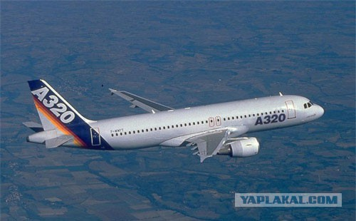 фото самолет а 320
