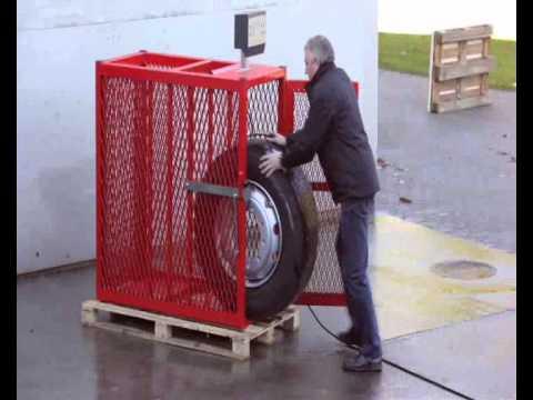 Колеса инструкция установке по охране при труда