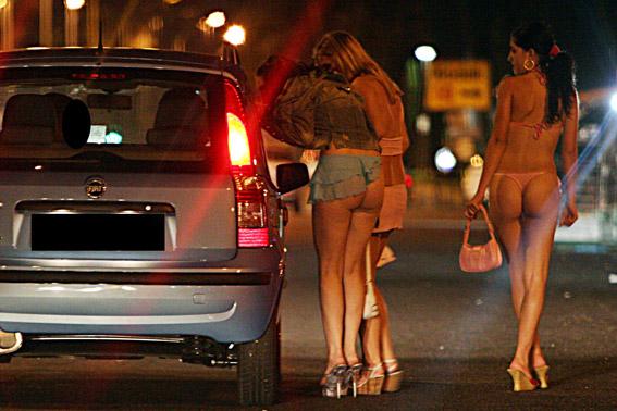 Посоветуйте проституток