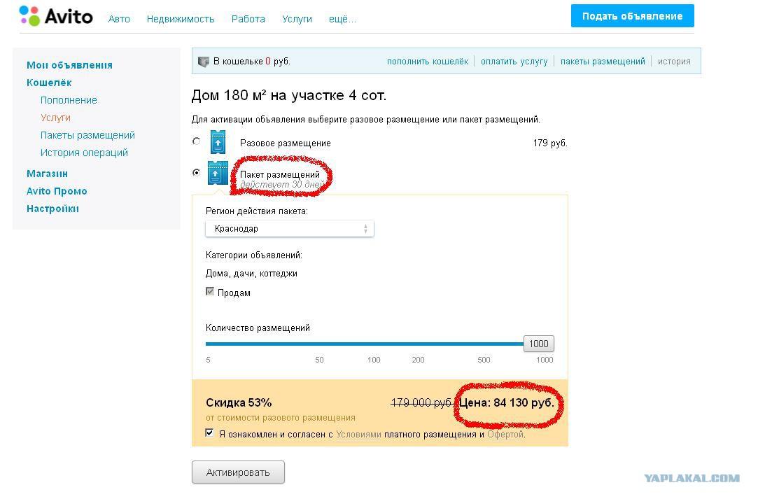 Как эффективно подать объявление на авито кондитер вакансии в москве свежие