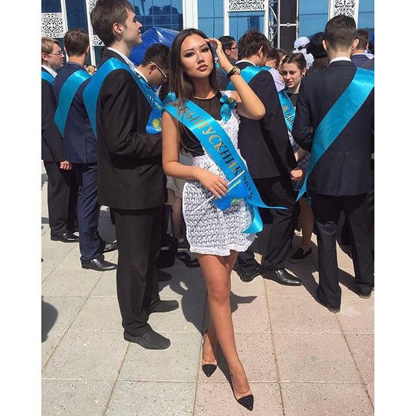 выпускницы фото 2016