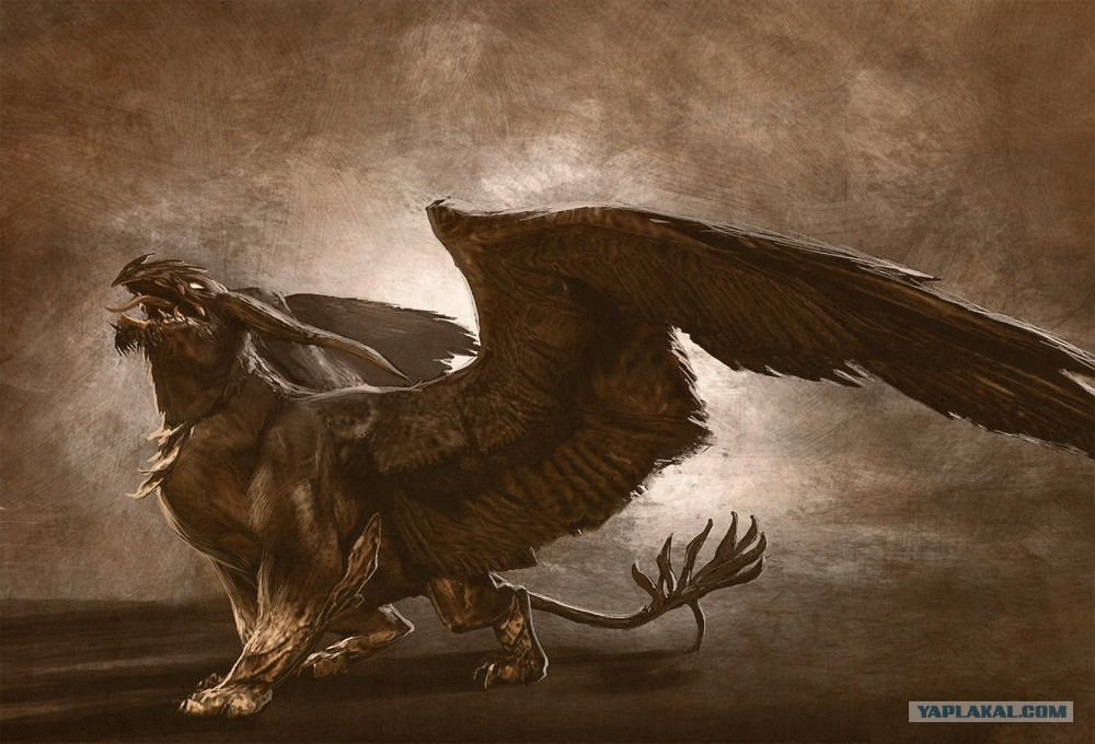 Одноглазые мифические существа в древнегреческой мифологии