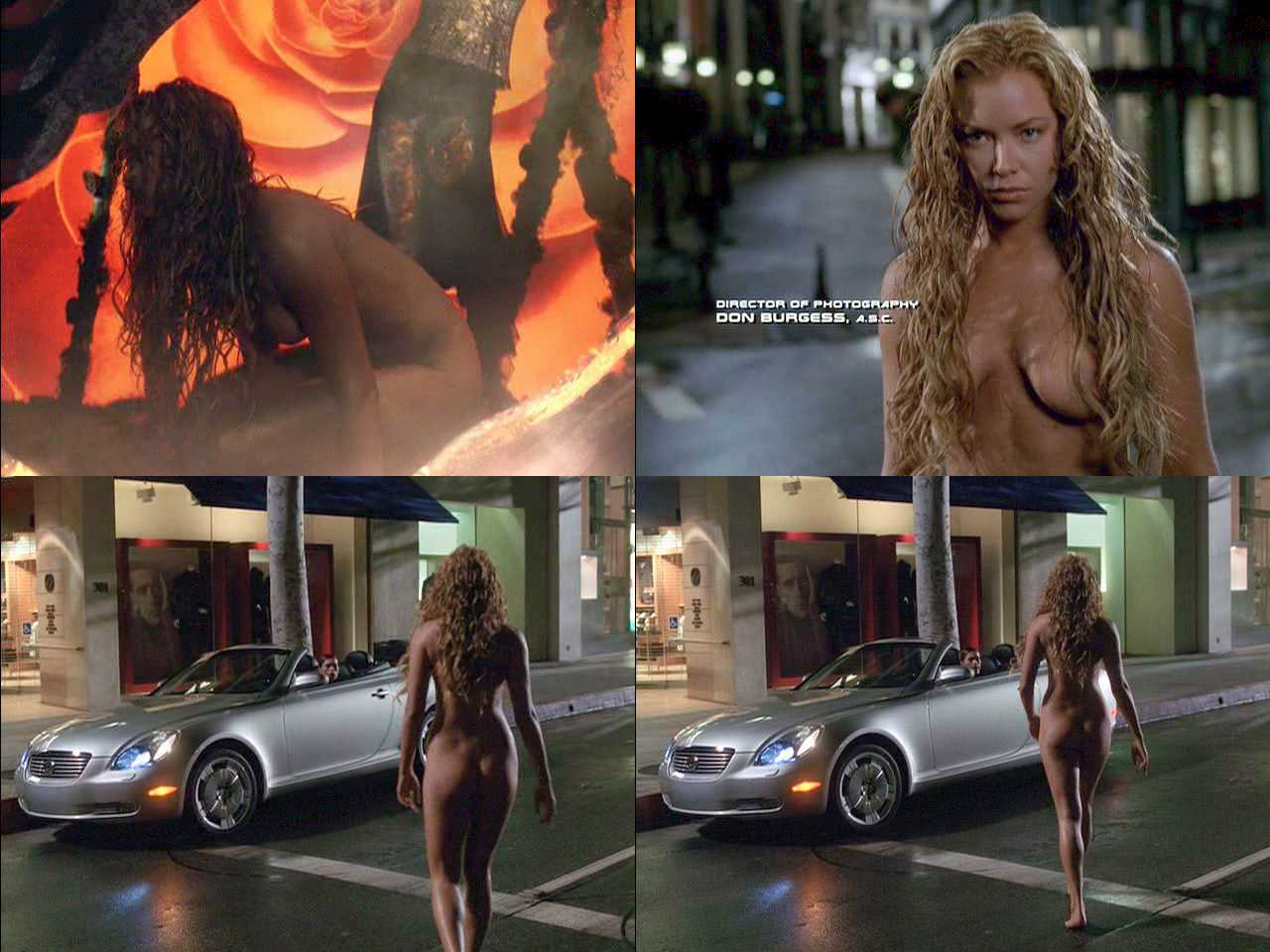 Delia sheppard nude topless christine lunde and others nude too etc