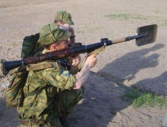приколы армейские фото