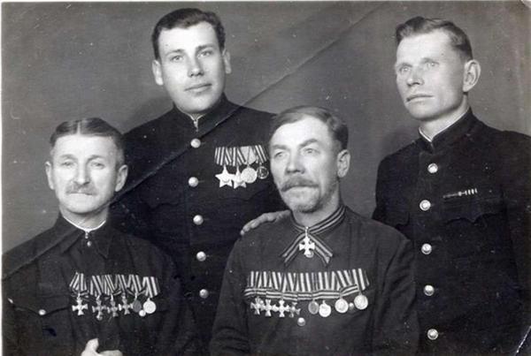 список солдат награжденных георгиевским крестом