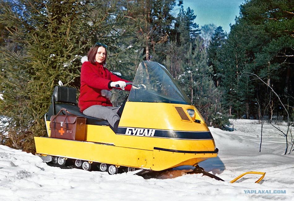 Как снегоход буран сделать экономичнее
