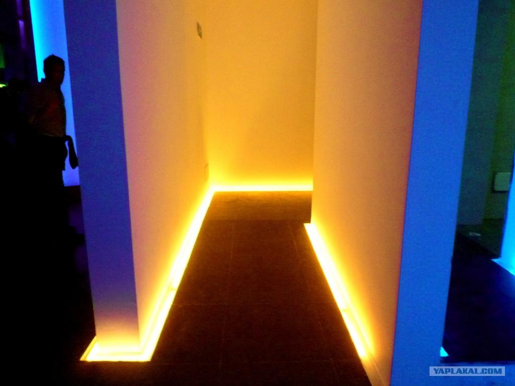 подсветка для коридора схема