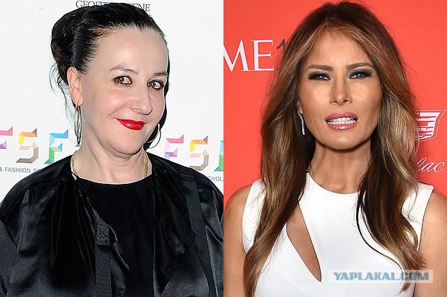 Модельер Мишель Обамы отказалась работать с Меланьей Трамп