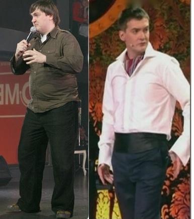 Звезды до и после похудения фото русские красавицы, избалованные