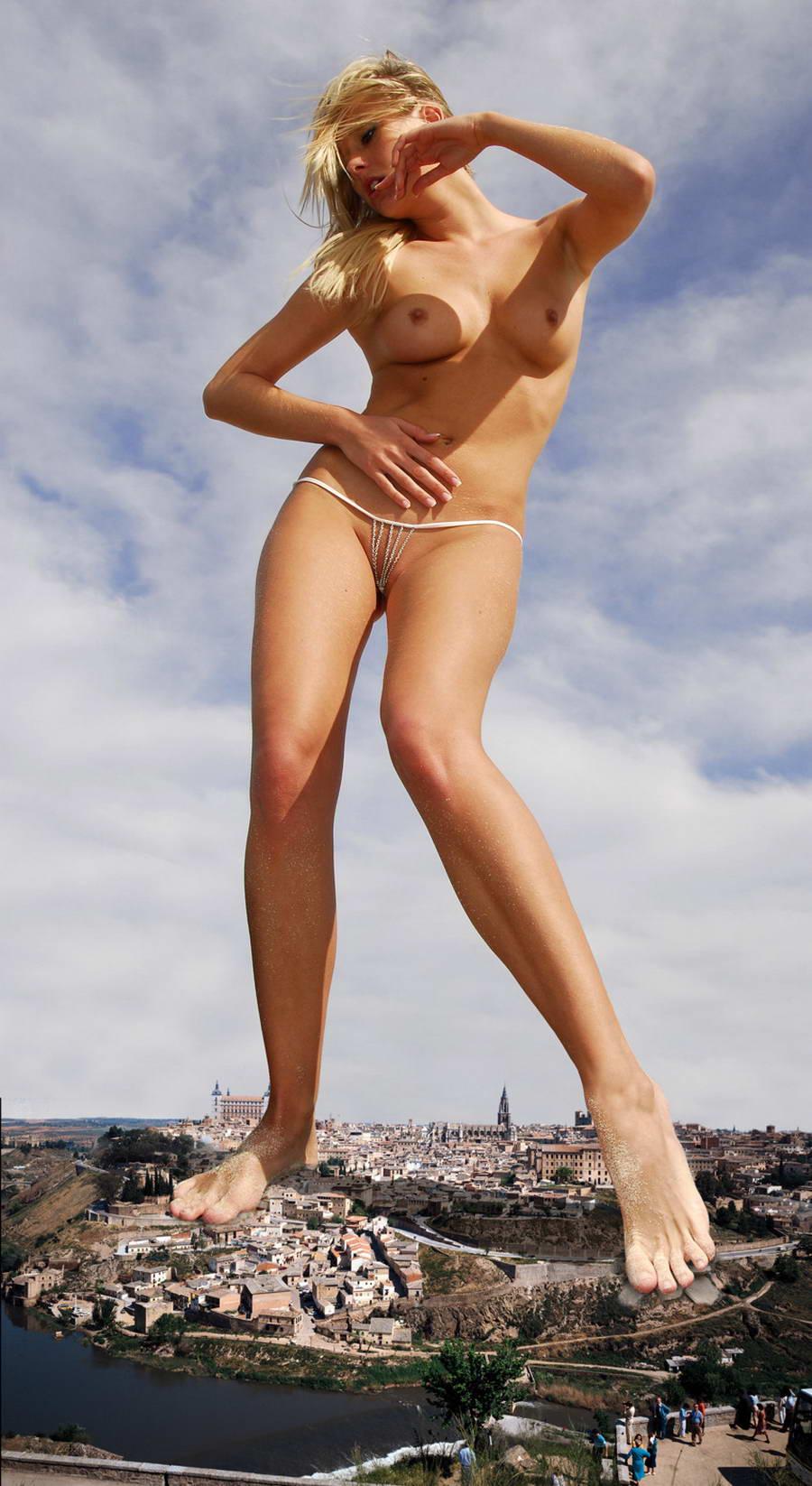 Giantess rene