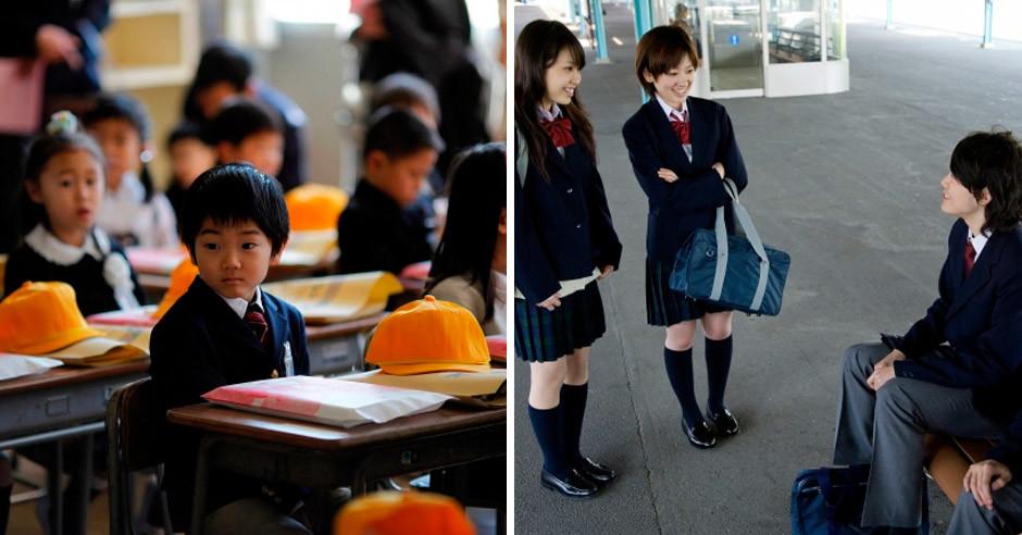 ебля японских школьников трансвеститов