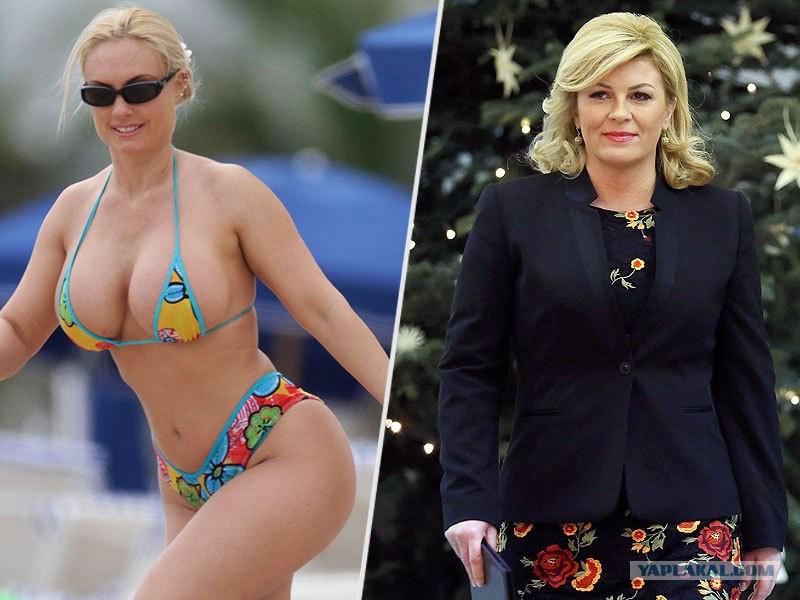 Bikini in photo politician raymund fucked