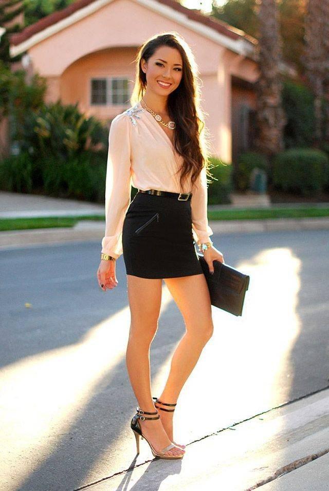 Asian girls shorts nz