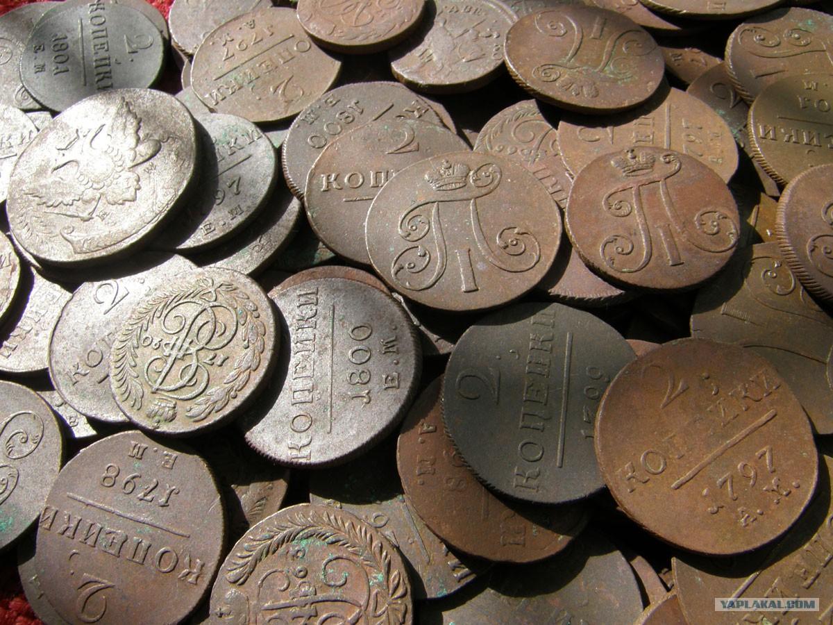 Как лучше всего искать монеты ?? где лучше искать старинные м.