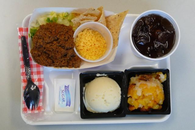 Школьные обеды разных стран мира