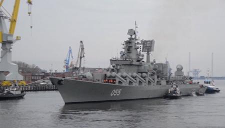 Возвращение из небытия: зачем из «Маршала Устинова» сделали совершенно новый крейсер
