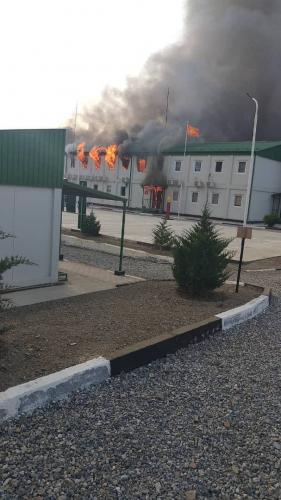 Огонь полюдям: конфликт награнице Таджикистана