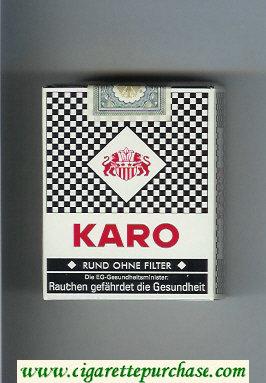 Каро сигареты без фильтра купить табак для кальяна акциз опт