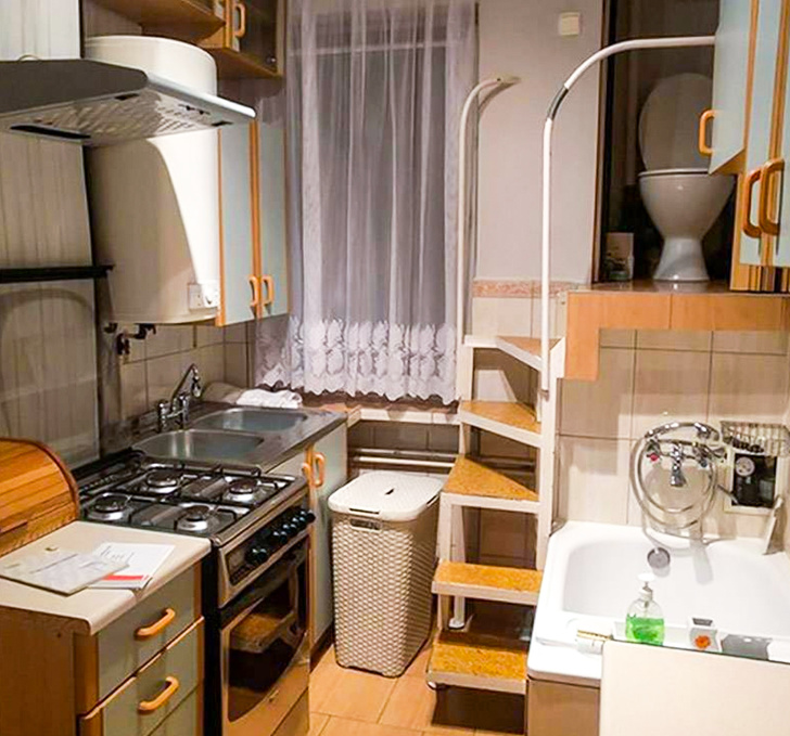 Смешные картинки ремонт на кухне