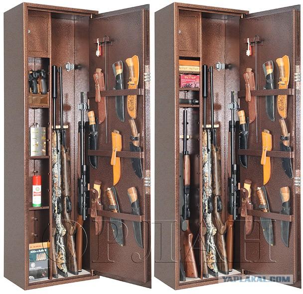 фото оружейные сейфы