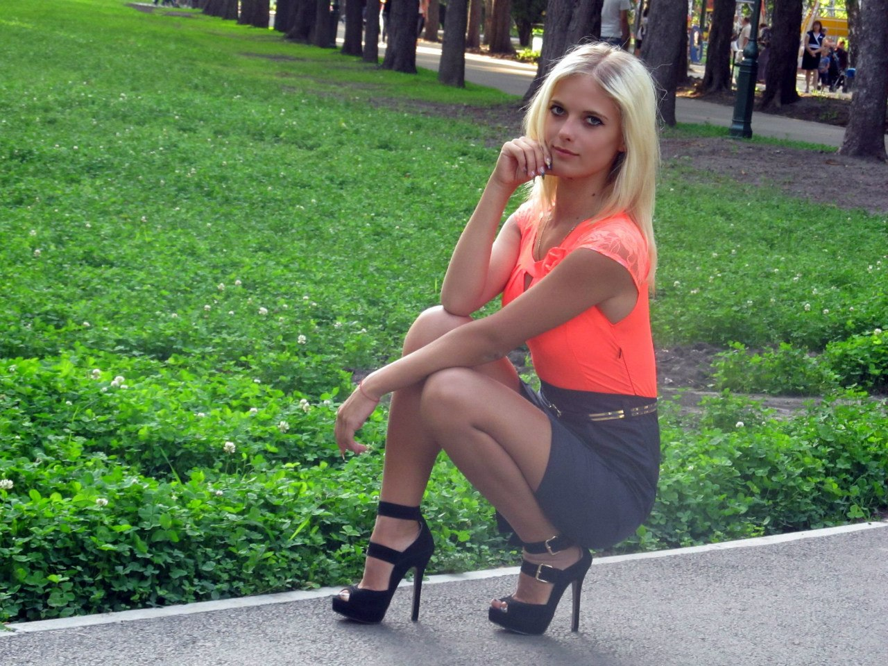 Русские на каблуках — pic 14