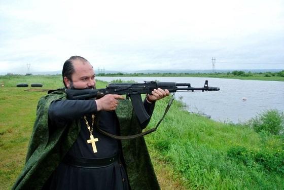 Протоирей Колесников, боевые искусства