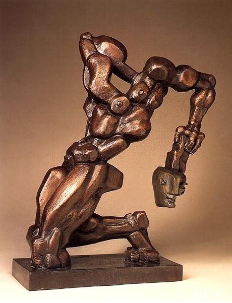 Скульптуры эрнста неизвестного фото с описанием