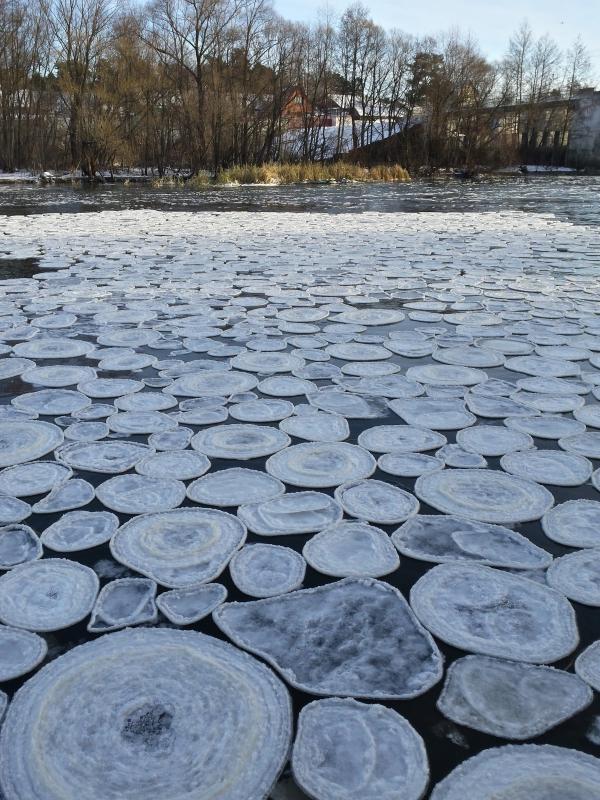 10 самых удивительных примеров экстремально холодной погоды