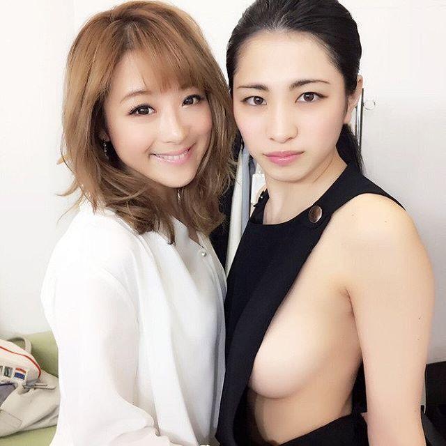 Обладательница титула Лучшая грудь Японии-2016