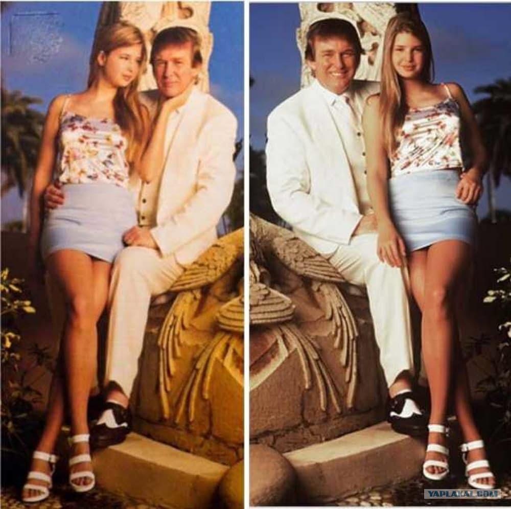 смотреть фото иванки трамп