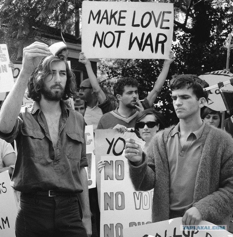 the impact of the hippie movement