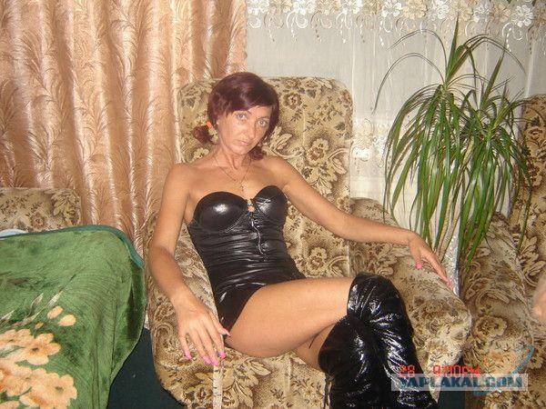 горячая русская тетка