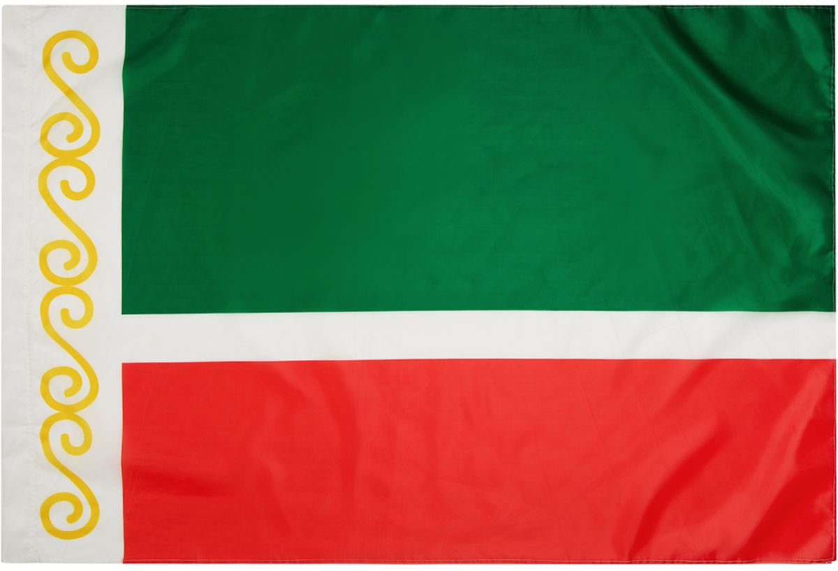 Флаг чеченский картинки
