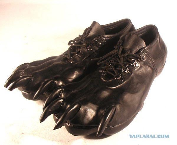 6a287cb1 Топ-10 Самой необычной обуви - ЯПлакалъ