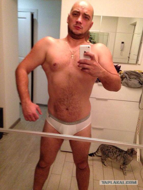 голые российские мужчины знаменитости