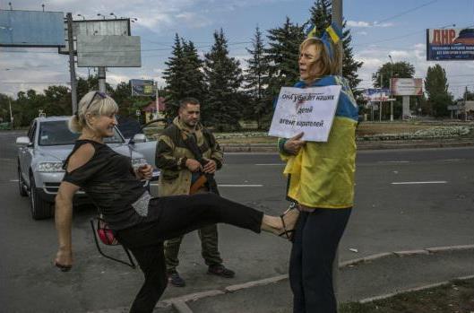 """Потрібна єдина національна ідея, щоб """"Донбас повернувся в Україну із задоволенням"""", - Тука - Цензор.НЕТ 6044"""