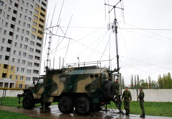 Стратегическая система РЭБ подавит связь НАТО