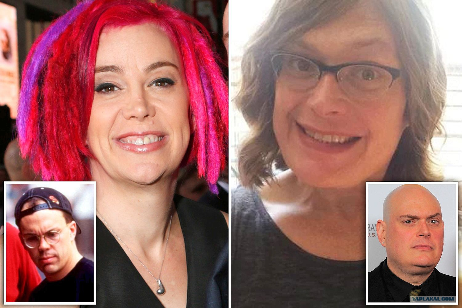 Andy wachowski comes out as transgender four years after sibling does same