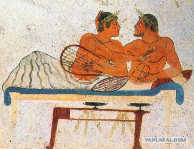 Секс с кастратом мальчиком в древнем риме