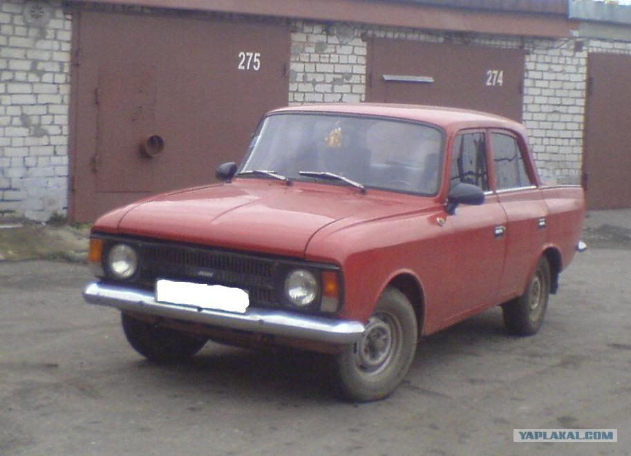 фото москвич 412 иэ