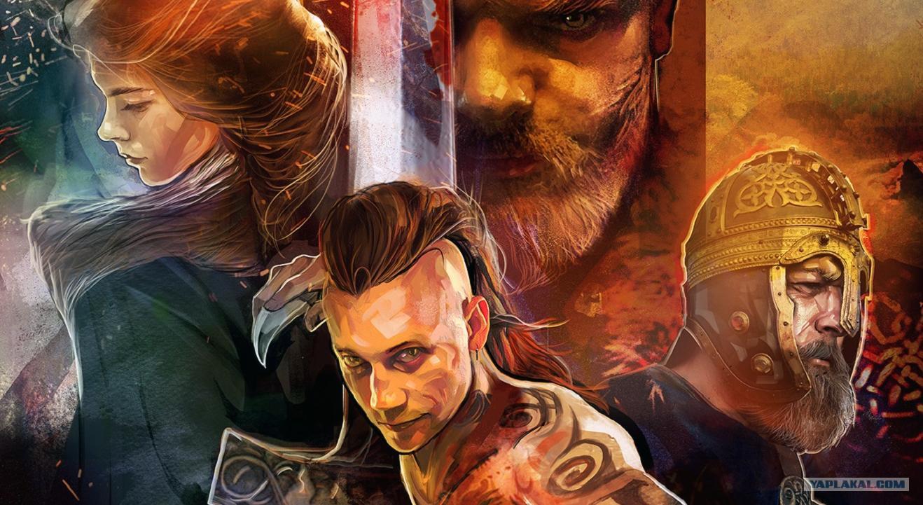 Кино варвары викинг сексам