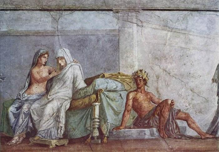 Разврат в древности, порнуха в жопу смотреть онлайн
