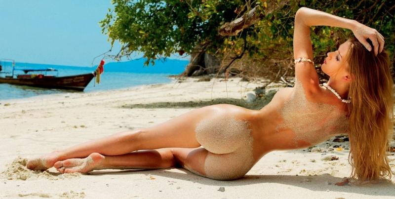 Пляж и девушки эротика фото 764-830