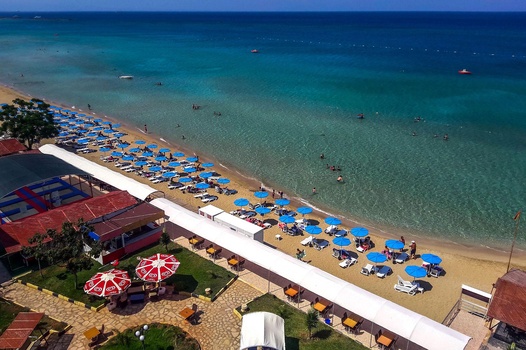 Кипр города курорты