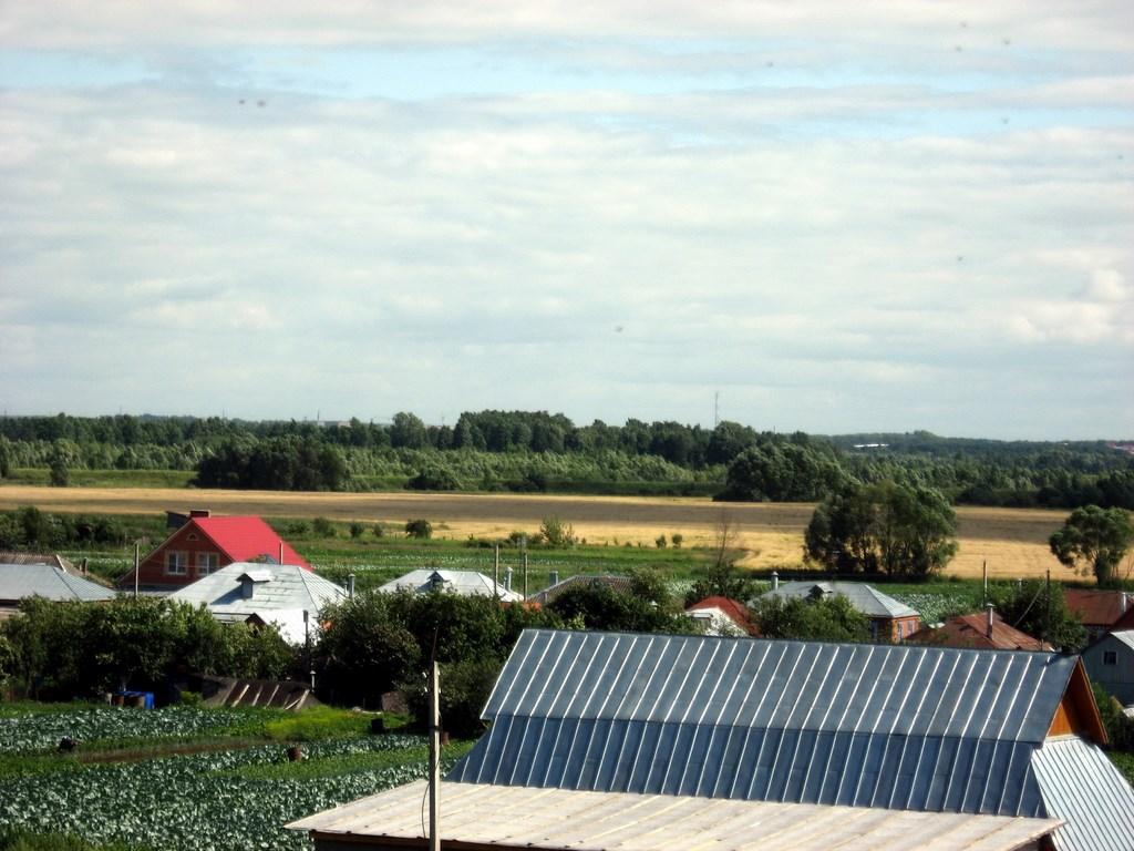 село батурино рязанская область фото вам дорогах