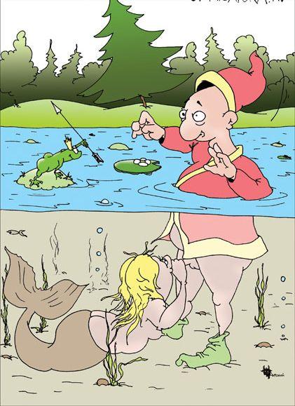 порно вцаревны лягушки