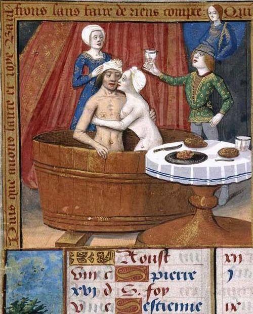 Сексуальная в гравюре