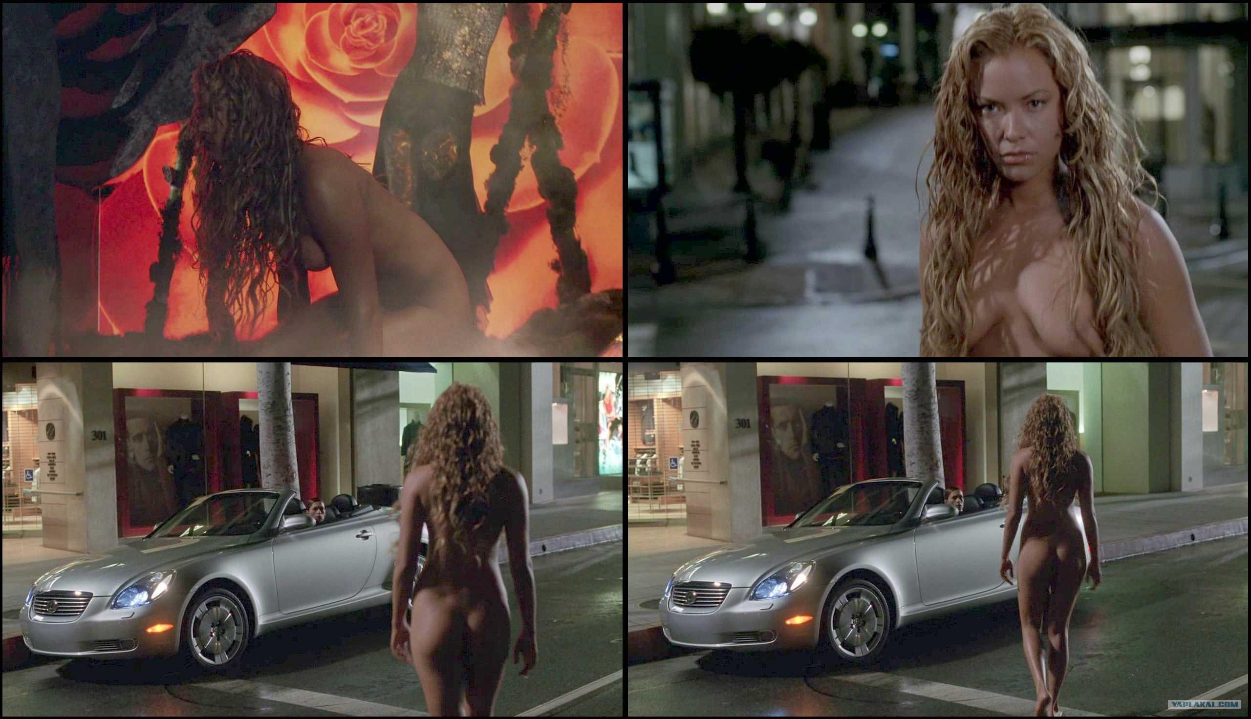 Terminator nude scene